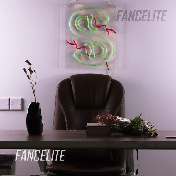 Serpent LED Sign Fancelite